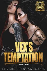 Vex's Temptation by Elizabeth Knox