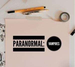 paranormal vampires