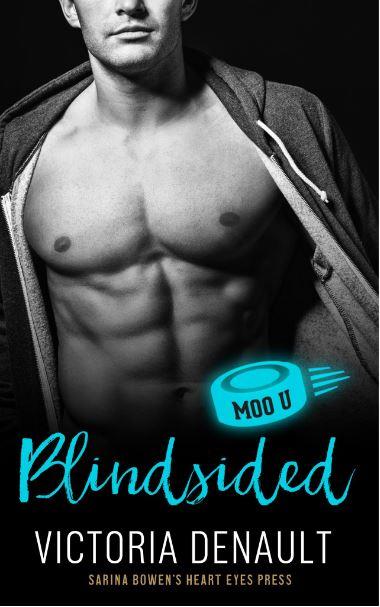 Blindsided by Victoria Denault