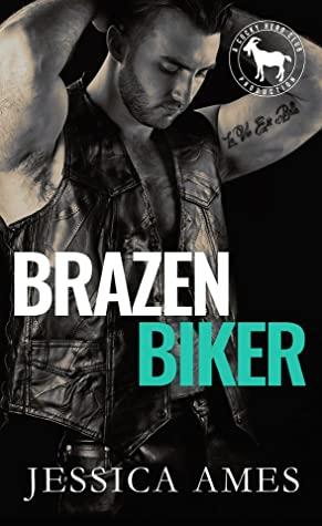Brazen Biker (Cocky Hero Club) by Jessica Ames
