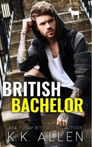 Excerpt British Bachelor by K.K. Allen