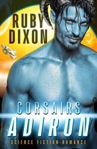 Corsairs: Adiron by Ruby Dixon