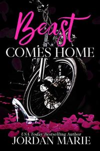Cover Reveal Beast Comes Home by Jordan Marie