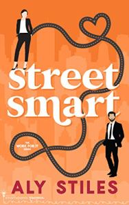 Cover Reveal Street Smart by Aly Stiles