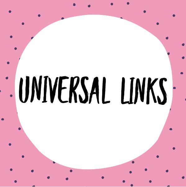 universal links