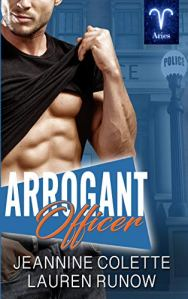 Arrogant Officer by Lauren Runow