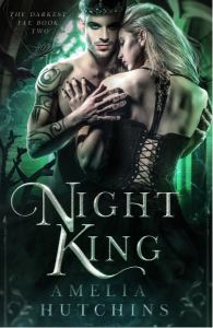 Night King by Amelia Hutchins