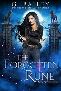 The Forgotten Rune by G. Bailey