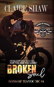 Broken Soul by Claire Shaw
