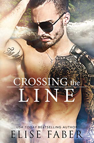 Crossing The Line by Elise Faber