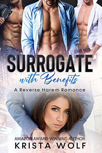 Surrogate with Benefits by Krista Wolf