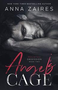 Cover Reveal Angel's Cage by Anna Zaires