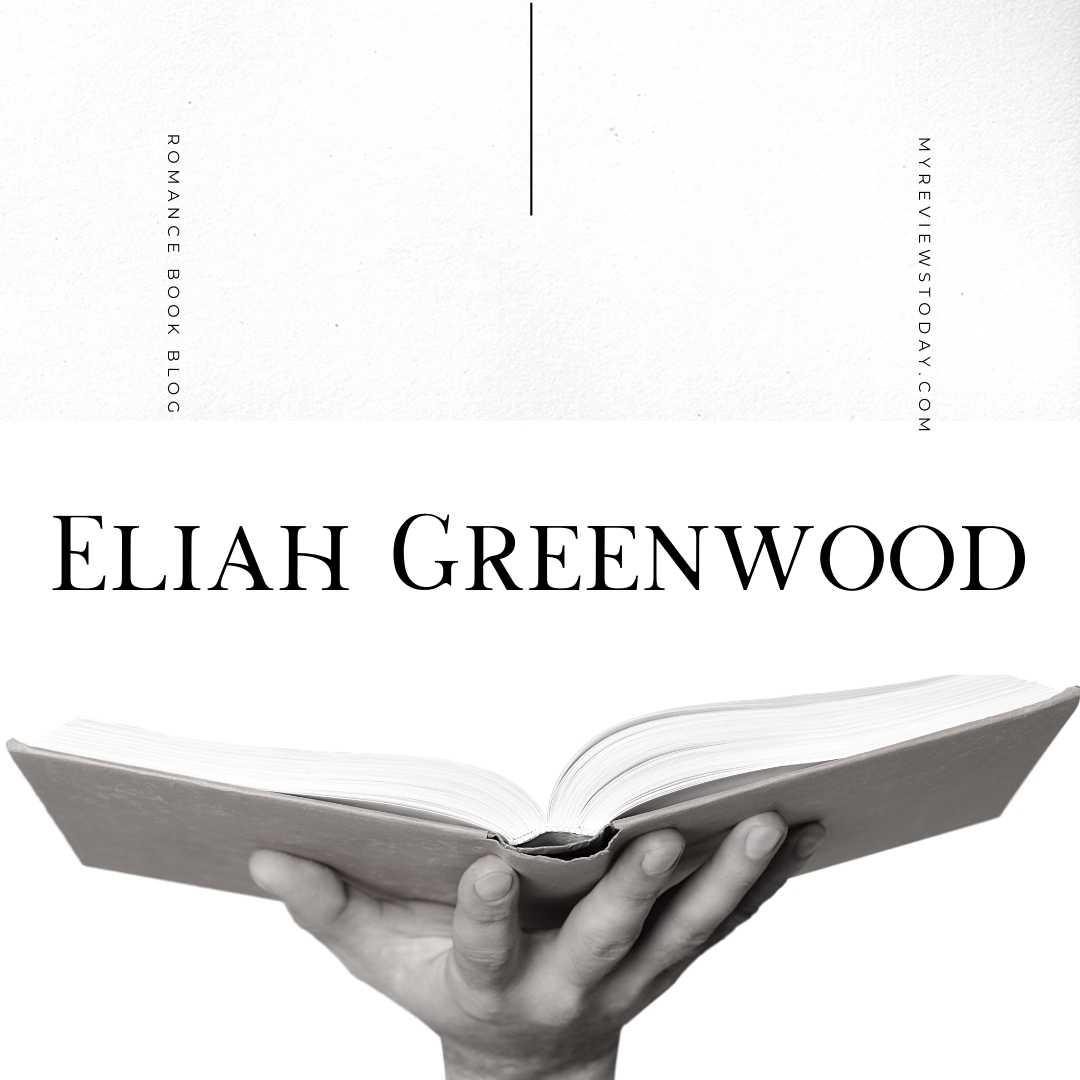 Eliah Greenwood