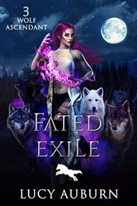 Fated Exile by Lucy Auburn