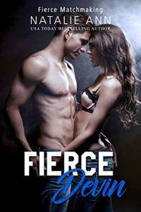 Cover Reveal Fierce-Devin by Natalie Ann