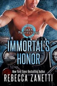 Immortal's Honor by Rebecca Zanetti