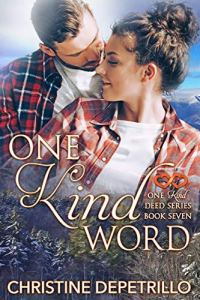 One Kind Word by Christine DePetrillo