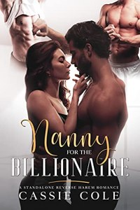 Nanny for the Billionaire by Cassie Cole