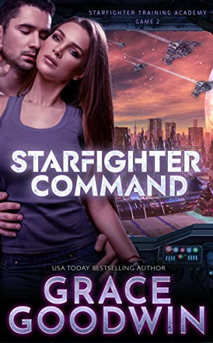 Starfighter Command by Grace Goodwin