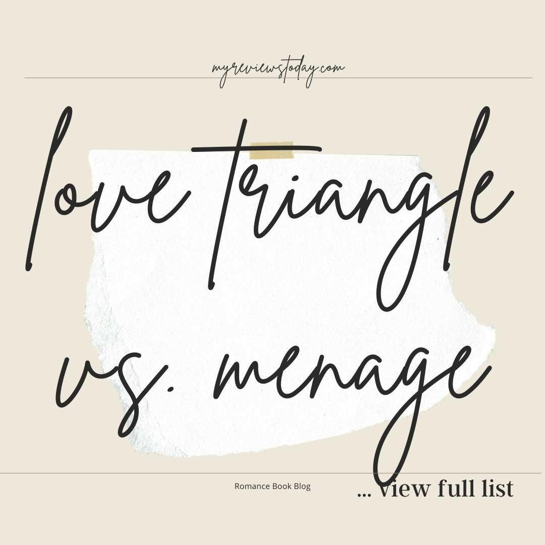 love triangle vs. menage