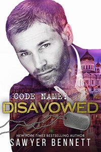 Code Name: Disavowed by Sawyer Bennett