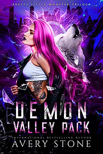 Demon Valley Pack by Avery Stone