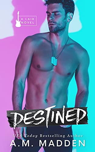 Destined by A.M. Madden