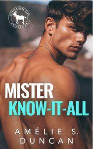Mister Know-It-All by Amélie S. Duncan