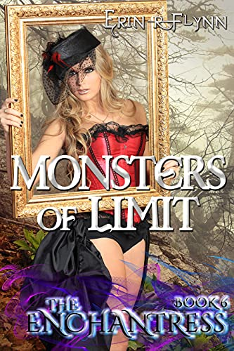 Monsters of Limit by Erin R Flynn