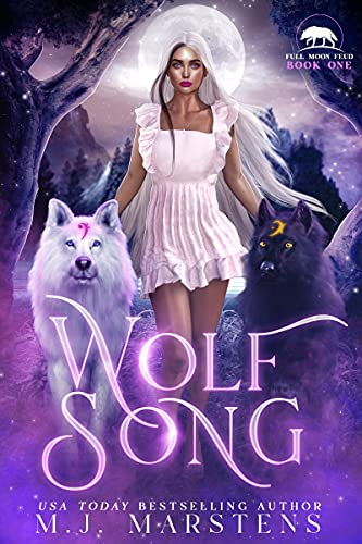 WOLF SONG by M.J. MARSTENS