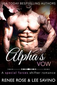 Alpha's Vow by Renee Rose