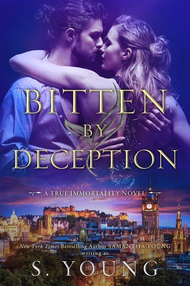 Bitten by Deception by S. Young