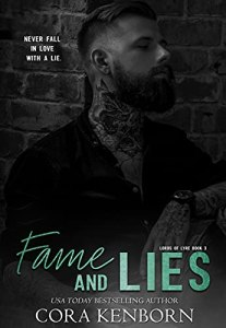 Fame and Lies by Cora Kenborn