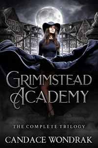 Grimmstead Academy: The Complete Trilogy by Candace Wondrak