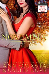 Man of the Month Club: NOVEMBER by Callie Love