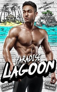 Paradise Lagoon by Caroline Peckham
