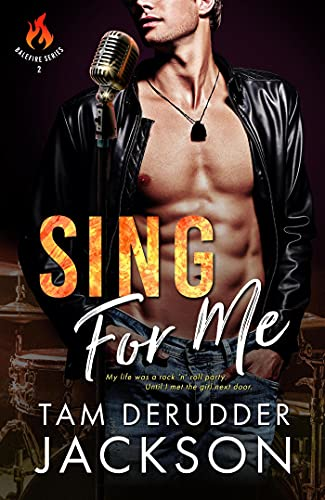 Sing For Me by Tam DeRudder Jackson