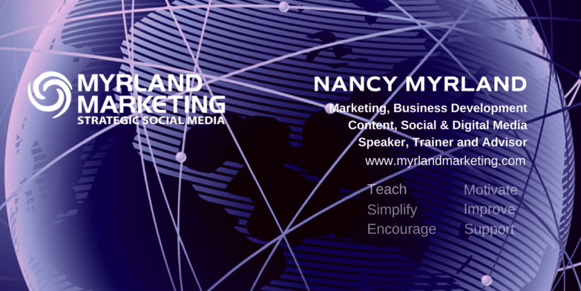 Nancy Myrland Marketing Consulting