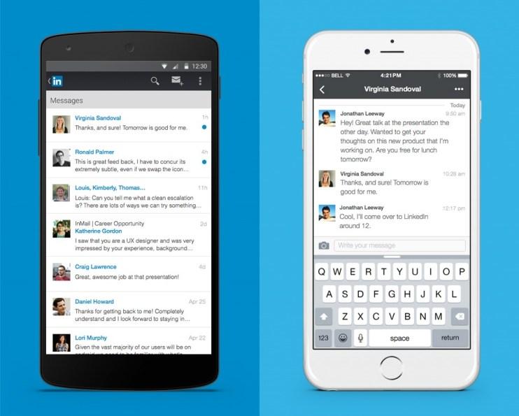 LinkedIns New Messaging Feature