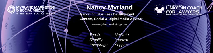 Social and Digital Media Services offered by Nancy Myrland
