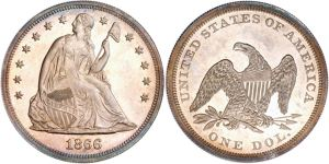 Image courtesy of American Numismatic Rarities