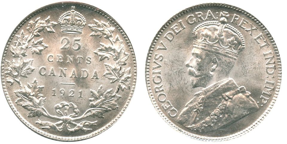 Rare Canadian Quarters - My Road to Wealth and Freedom