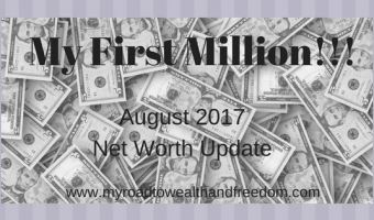 August 2017 Net Worth Update $1,004,011