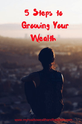 5 Steps to Growing Your Wealth