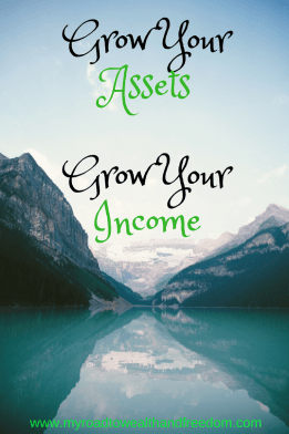 grow your assets grow your income