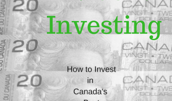 Canadian Dividend Investing