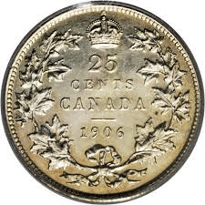 50 Canadian 1 Cent Coins