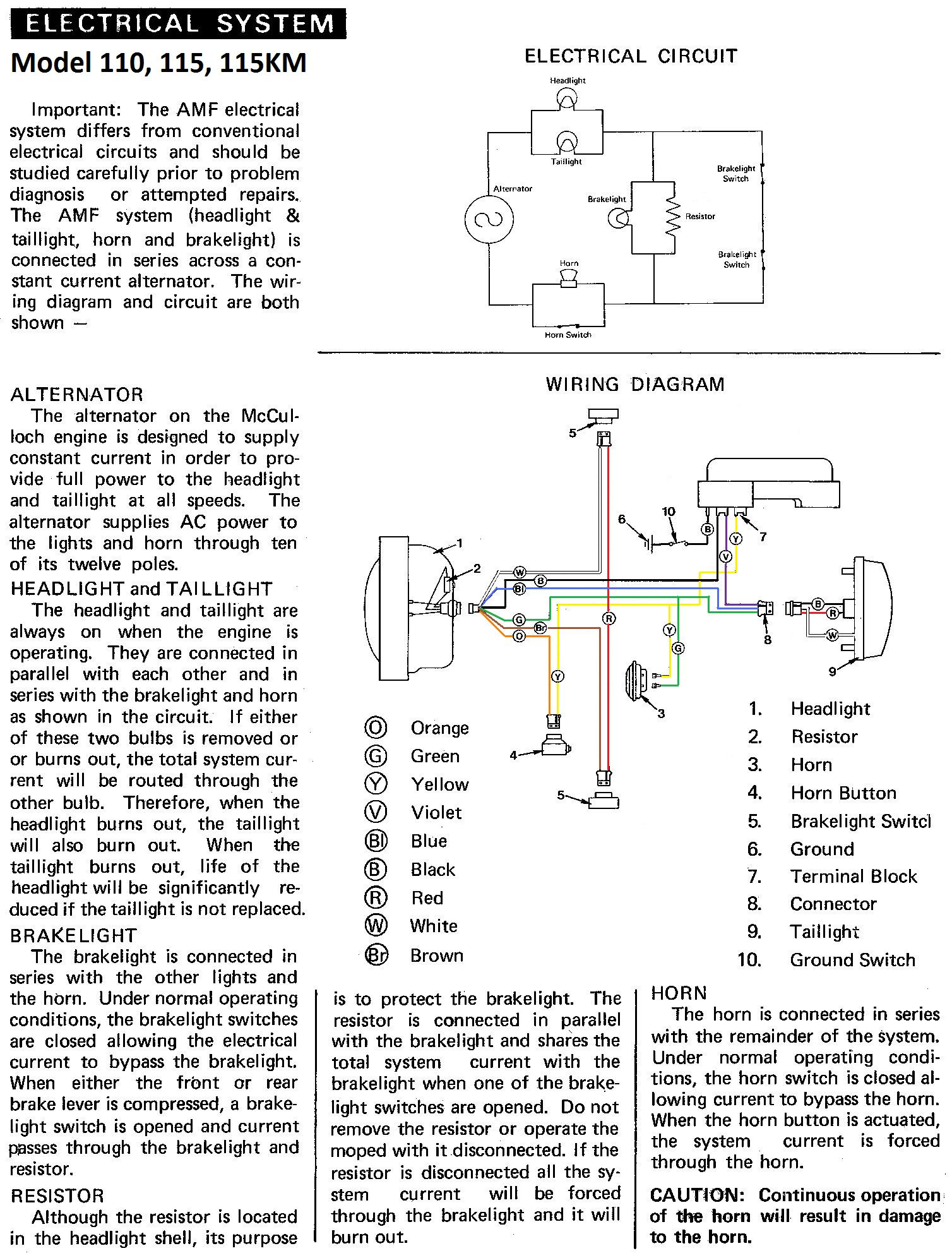 50cc Moped Wiring Diagram Headlights Schematic Diagrams Puch Newport Basic Guide U2022 2006 Honda Rc51 Schematics