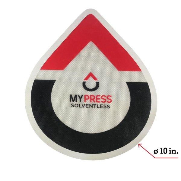 My Press Dab Mat