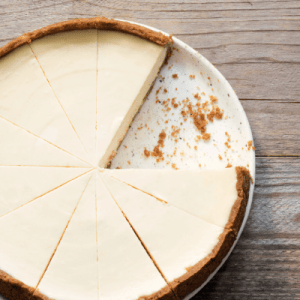 Limoncello Cheesecake (serves 12)